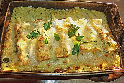 Spargel - Cannelloni 4