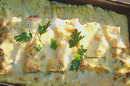 Spargel - Cannelloni 7