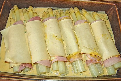 Spargel - Cannelloni 11