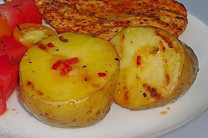 Feurige Kartoffelspieße vom Grill 18