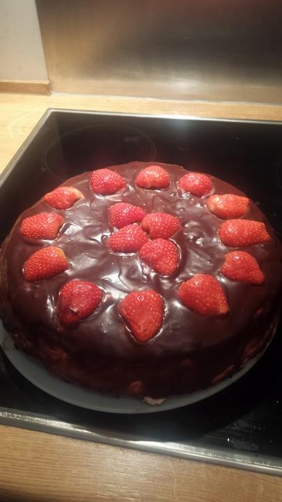 Erdbeer Weisse Schokolade Torte Chefkoch De
