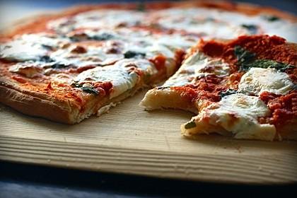 Pizza Margherita 7