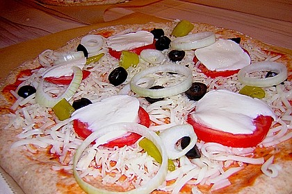 Pizza Margherita 15