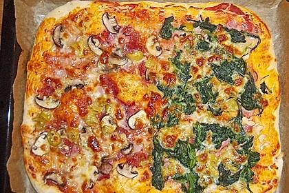 Pizza Margherita 23