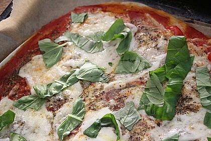 Pizza Margherita 25