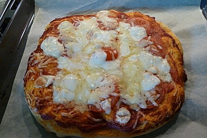 Pizza Margherita 17