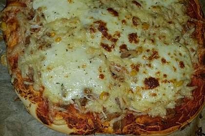 Pizza Margherita 27