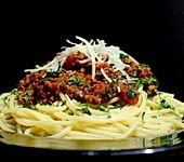 Spaghetti Bolognese (Bild)