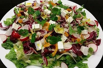 Bunter Salat alla Siciliana