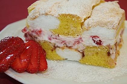 Erdbeer-Kardinalschnitte 11