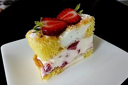 Erdbeer-Kardinalschnitte 9