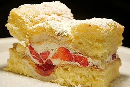 Erdbeer-Kardinalschnitte 5