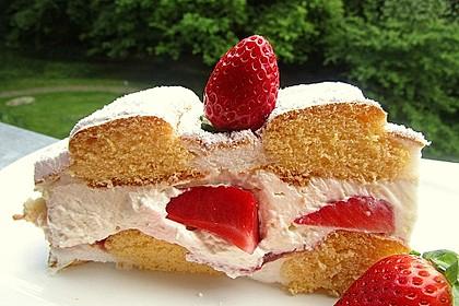 Erdbeer-Kardinalschnitte 4