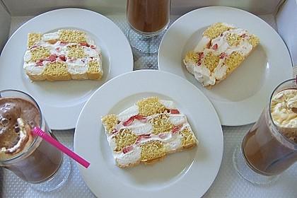 Erdbeer-Kardinalschnitte 7