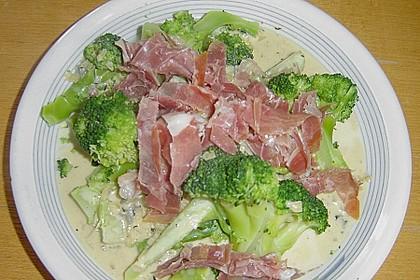 Brokkoli al Gorgonzola