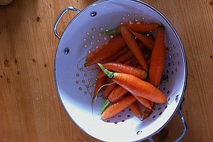 Knackiger Karottensalat mit gerösteten Sonnenblumenkernen 5