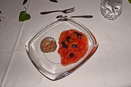 Kompott aus Nektarinen und Cranberries 2