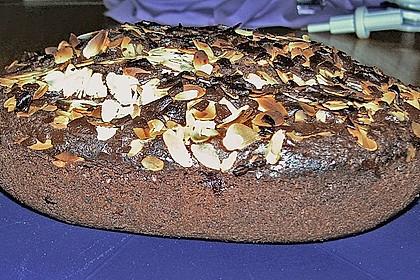 Kirsch - Schoko - Kuchen 2