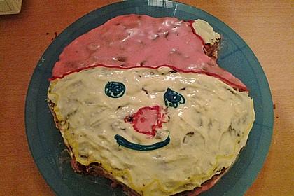 Kirsch - Schoko - Kuchen 4