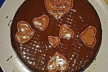 Kirsch - Schoko - Kuchen 3