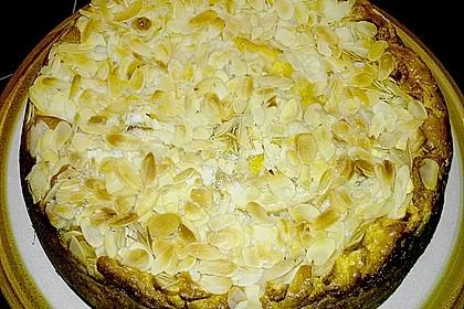 Apfelkuchen mit Quarkfüllung 4