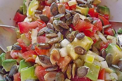 Avocado - Salat 2
