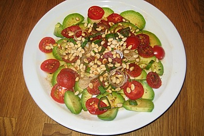 Avocado - Salat 3