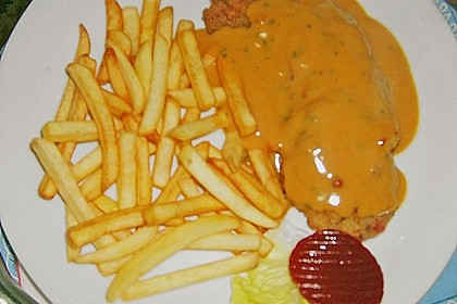 Selbst gemachte Pommes frites 5
