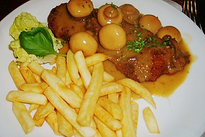 Selbst gemachte Pommes frites 2