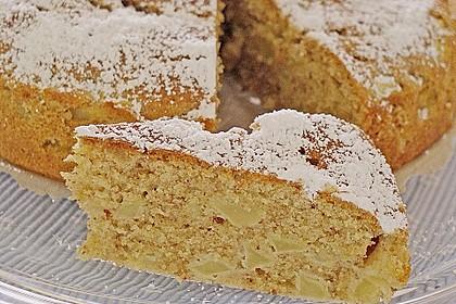 Apfel Zimt Nuss Kuchen Von Elwira Chefkoch De