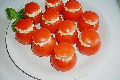 Gefüllte Tomaten mit Thunfisch 1
