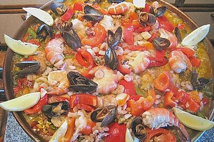 Paella nach Art von Valencia 3