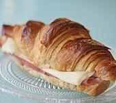 Schinken - Käse - Croissants (Bild)
