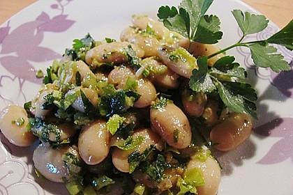 Bohnensalat 2