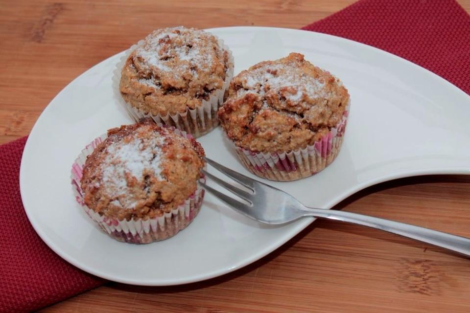 Mandel Muffins Von Susuko Chefkoch De