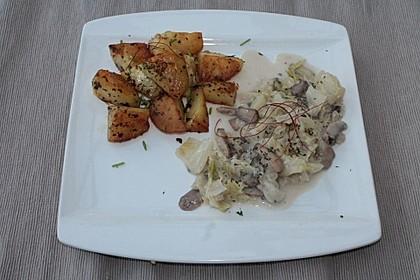 Kräuterbutter - Kartoffeln 3