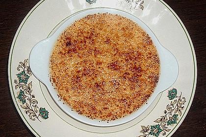 Crème brûlée 33
