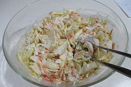 Joghurt - Honig - Senf Salatdressing 4
