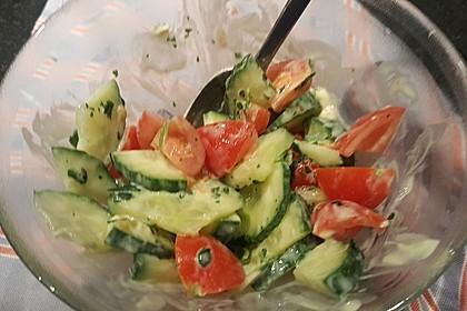 Joghurt - Honig - Senf Salatdressing 15