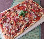 Pizza-Quark-Öl-Teig (Bild)