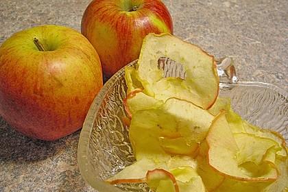 Apfel - Chips 3