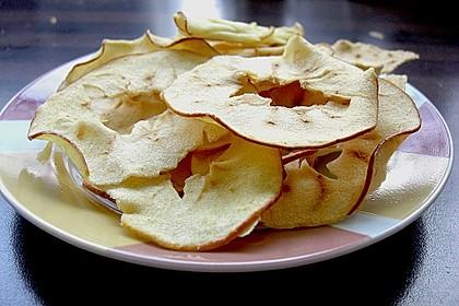 Apfel - Chips 1