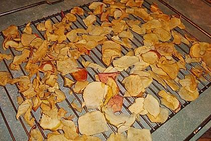 Apfel - Chips 8