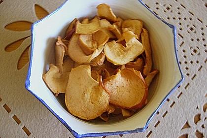 Apfel - Chips 4