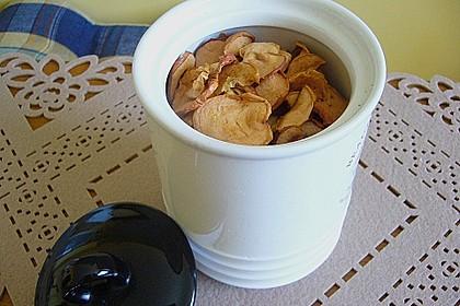Apfel - Chips 2