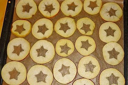Apfel - Chips