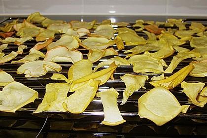 Apfel - Chips 7