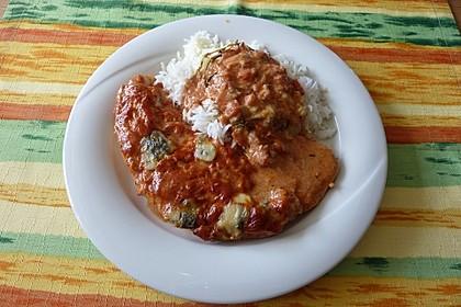 Gorgonzola-Schnitzel 49