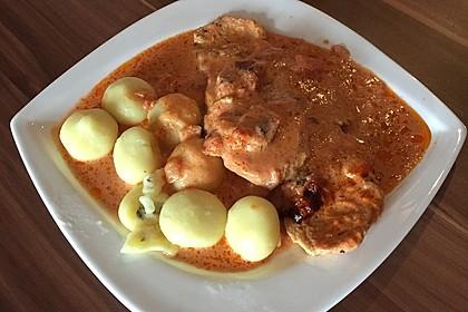 Gorgonzola-Schnitzel 25