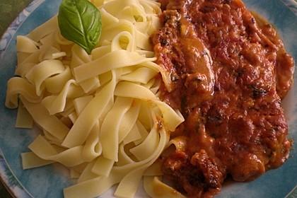 Gorgonzola-Schnitzel 9
